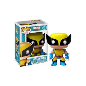 Marvel Comics POP! Vinyl Wackelkopf-Figur Wolverine 10 cm