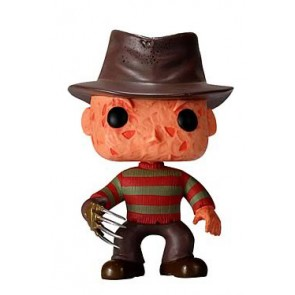 Nightmare on Elm Street Pop Vinyl Movie No. 02 Wackelkopf-Figur Freddy Krueger 10 cm