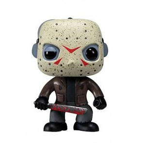Freitag der 13. Pop Vinyl Movie No. 01 Wackelkopf-Figur Jason Vorhees 10 cm