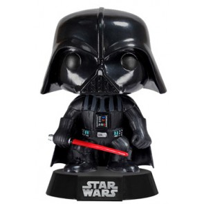 Star Wars POP! Vinyl Wackelkopf-Figur Darth Vader 10 cm