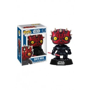 Star Wars POP! Vinyl Wackelkopf-Figur Darth Maul 10 cm
