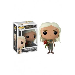Game of Thrones Daenerys Targaryen POP! Wackelkopf Figur 10 cm