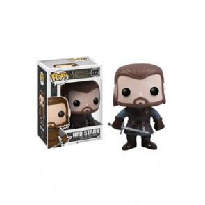 Game of Thrones POP! Vinyl Wackelkopf Figur Ned Stark 10 cm