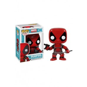 Marvel Comics Deadpool POP! Wackelkopf Figur 10 cm