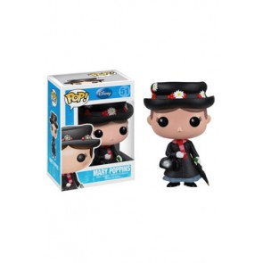 Mary Poppins POP! Vinyl Figur Mary Poppins 10 cm