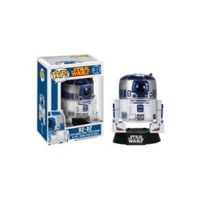 Star Wars POP! Vinyl Wackelkopf-Figur R2-D2 10 cm