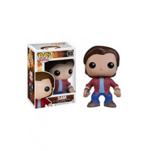 Supernatural POP! Vinyl Figur Sam 10 cm