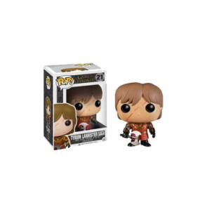 Game of Thrones POP! Vinyl Wackelkopf-Figur Tyrion in Battle Armour 10 cm