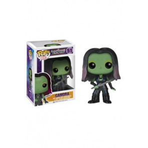 Guardians of the Galaxy Gamora POP! Figur 10 cm