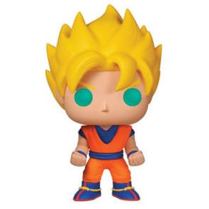Dragonball Z POP! Vinyl Figur Super Saiyan Goku 10 cm