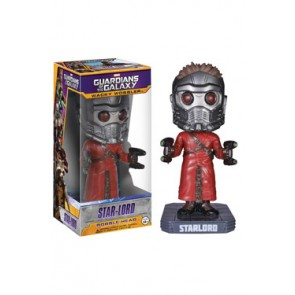 Guardians of the Galaxy Wacky Wobbler Wackelkopf-Figur Star-Lord 18 cm