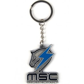 Metal Gear Rising Metall Schlüsselanhänger Maverick