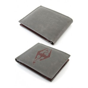 The Elder Scrolls V Skyrim Geldbeutel Tri-Fold Dragonborn