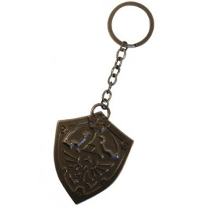 Zelda Schlüsselanhänger Shield