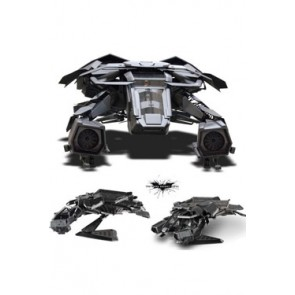 Batman The Dark Knight Rises Diecast Modell 1/50 The Bat Plane