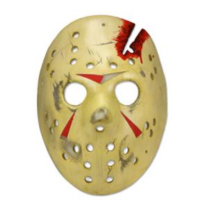 Freitag der 13. Teil 4: Das letzte Kapitel Replik 1/1 Jason Deluxe Maske