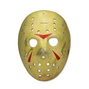 Und wieder ist Freitag der 13. Teil 3 Replik 1/1 Jason Deluxe Maske