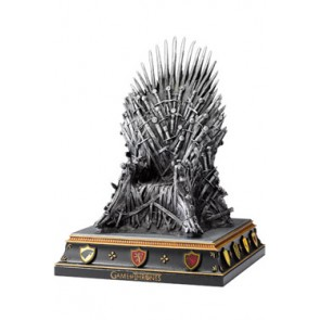 Game of Thrones Buchstütze Eiserner Thron 19 cm