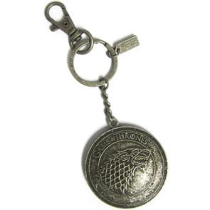Game of Thrones Metall Schlüsselanhänger Stark