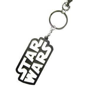 Star Wars Metall Schlüsselanhänger Logo