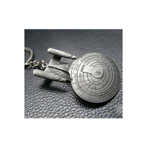 Star Trek Schlüsselanhänger USS Enterprise NCC-1701-D
