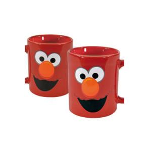 Sesamstraße Tasse Elmo