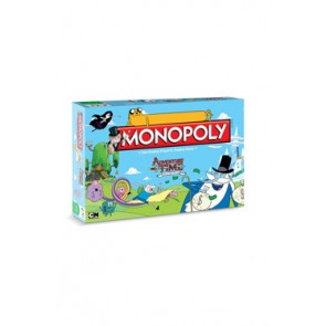 Adventure Time Brettspiel Monopoly *Englische Version*