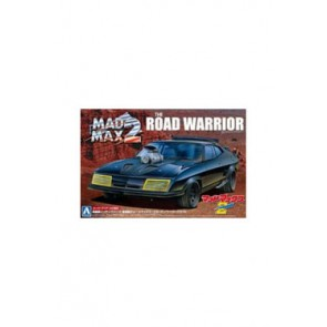 Mad Max 2 Ford Falcon Interceptor 1/24 Modellbausatz