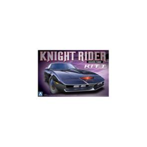 Knight Rider KITT 2000 Pontiac Transam S3 1/24 Modellbausatz