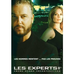 CSI Crime Poster Las Vegas 98 x 68 cm