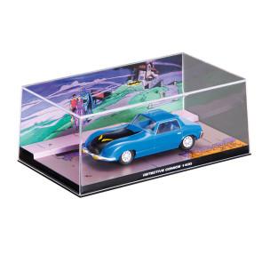 Batman Automobilia Detective Comics Batmobile #400 Modellauto Diorama