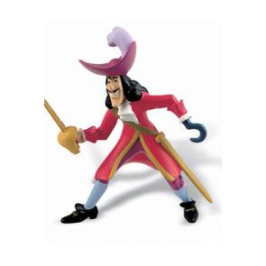 Peter Pan Figur Captain Hook 10 cm