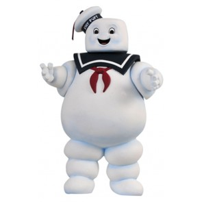 Ghostbusters Spardose Stay Puft Marshmallow Man 28 cm