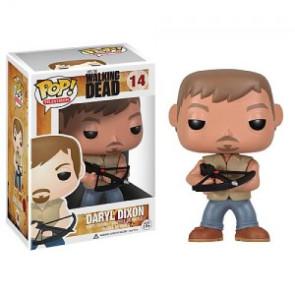 The Walking Dead POP! Television Figur Daryl Dixon