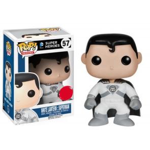White Lantern Superman POP! Figur 9 cm Exclusive