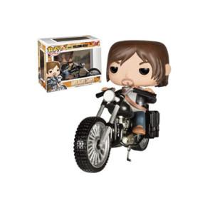The Walking Dead Daryl Dixons Chopper POP! Figur 12 cm