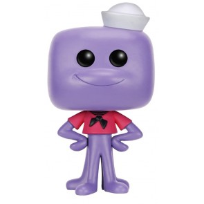 Hanna Barbera Squiddly Diddly POP! Figur 9 cm