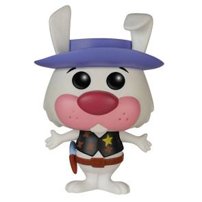 Hanna Barbera Ricochet Rabbit POP! Figur 9 cm