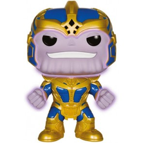 Guardians of the Galaxy Thanos POP! Figur 14 cm Exclusive
