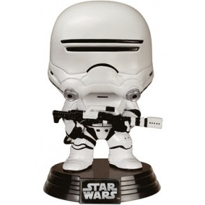 Star Wars VII First Order Flametrooper POP! Figur 10 cm
