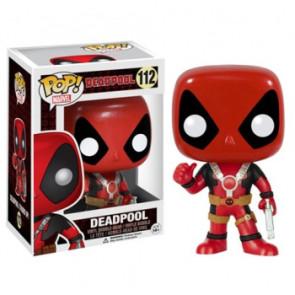 Marvel Comics Deadpool Thumb Up POP! 10 cm
