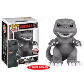 Godzilla Black & White POP! Figur 15 cm NYCC Exclusive