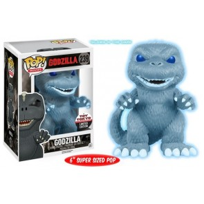 Godzilla Glow in the Dark POP! Figur 15 cm NYCC Exclusive