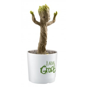 Dancing Baby Groot Interaktive Figur mit Sound - Guardians of the Galaxy 23 cm