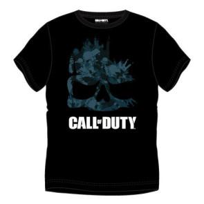 Call of Duty T-Shirt Shadow Skull