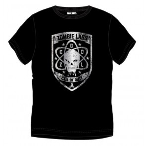 Call of Duty T-Shirt Zombie Labs