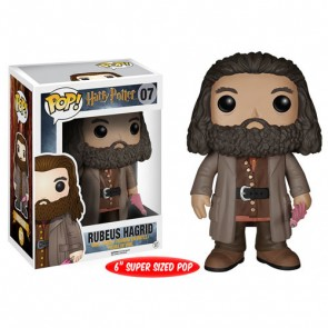 Harry Potter Ruebus Hagrid POP! Figur 15 cm