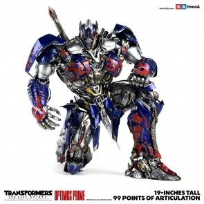Transformers The Last Knight Actionfigur 1/6 Optimus Prime 48 cm