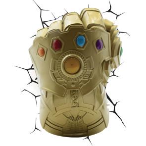 Marvel 3D LED Leuchte Thanos Infinity Gauntlet