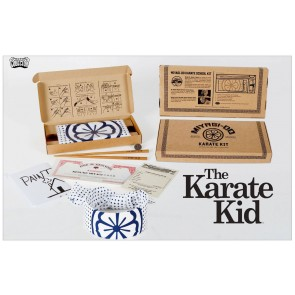 Karate Kid Miyagi-Do Karate School Kit
